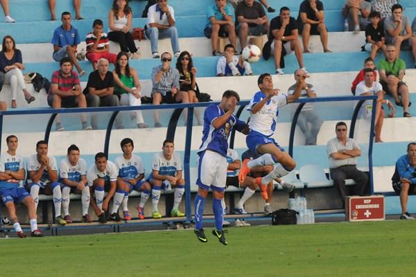 CD Marino y CD Tenerife protagonizaron la final de la edición de la pasada campaña. | M.P.