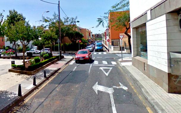 Calle Cruz de Candelaria