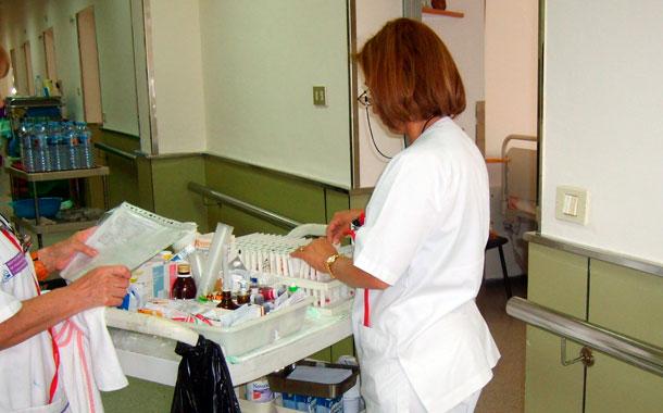 Enfermeros farmacología