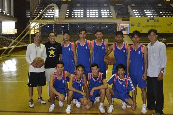 Equipo de jóvenes de la escuela de PSE. / DA