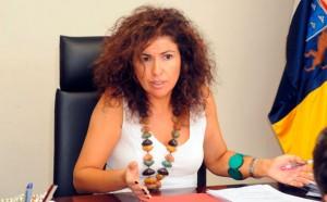 Gloria Gutiérrez, directora general de Trabajo