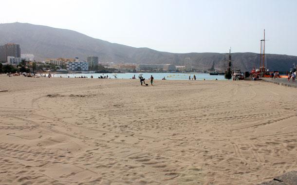 Ashotel exige hamacas en los cristianos diario de avisos - Hamacas de playa ...