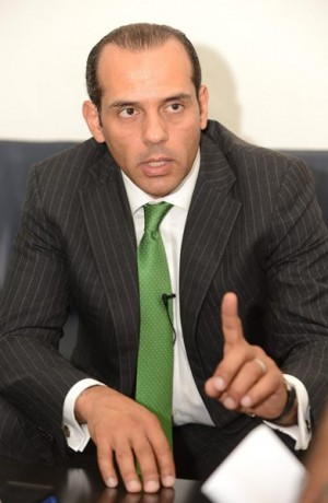 Juan Verde. | SERGIO MÉNDEZ