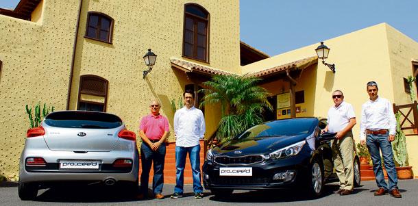 Kia pro_cee'd GT Canarias