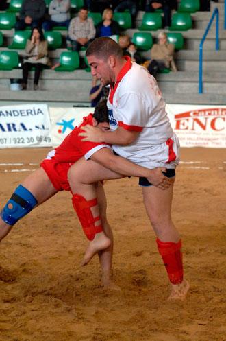 Lucha Canaria juveniles