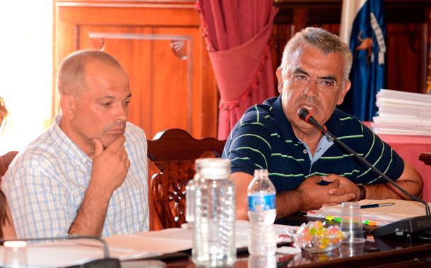 Sixto Alfonso y Javier Mederos