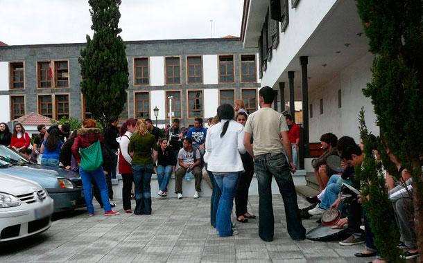 ULL ESTUDIANTES MATRÍCULAS
