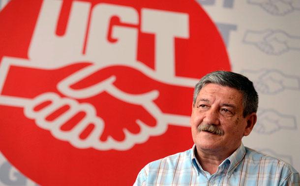 Vicente Sánchez UGT