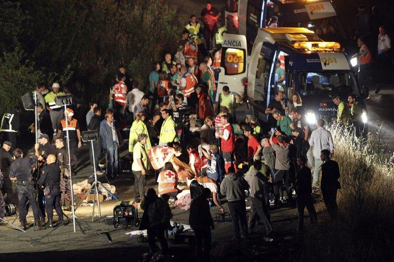 El accidente ha dejado más de 30 fallecidos. | EFE