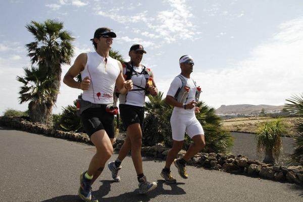Fran Godoy, Roberto Gonzalez, Darío Dorta
