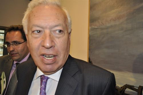García-Margallo, ministro de Asuntos Exteriores y Cooperación