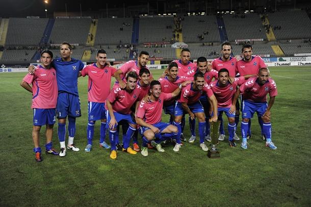 CD Tenerife Copa Mahou Canarias