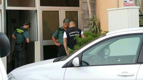 Detenida una tinerfeña de 33 años por el caso del bebé congelado en Arona