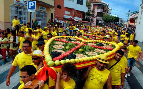 Personas de todas partes de la Isla se congregaron en la localidad para disfrutar de las fiestas. / FOTOS: MOISÉS PÉREZ