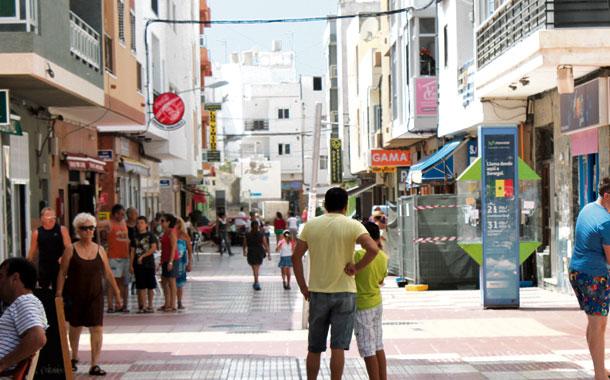 Calle Las Galletas