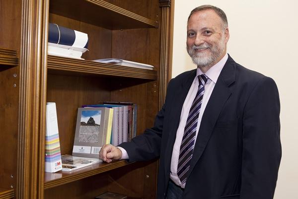Carlos Guitián es el director general de Universidades del Ejecutivo. | DA