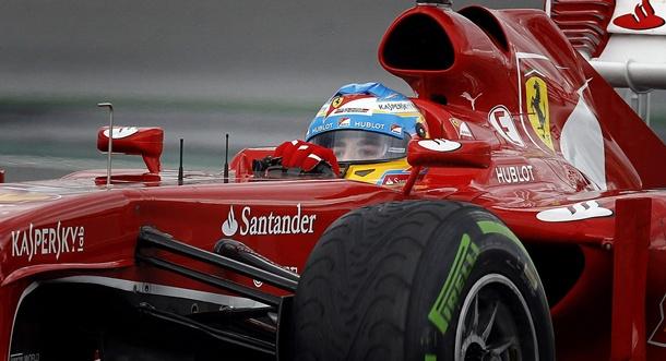 El piloto español de Fórmula Uno, Fernando Alonso. | DA