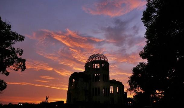Luto por los fallecidos en el 68 aniversario de la bomba atómica de Hiroshima