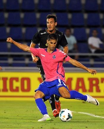 Javier Moyano CD Tenerife derbi UD Las Palmas