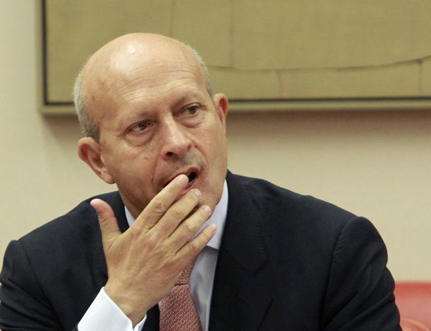Jose Ignacio Wert Educacion