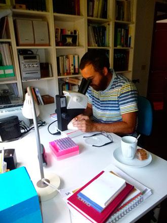 Laboratorio en casa ULL - Javier Méndez