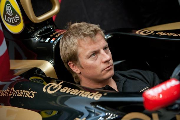 Kimi Räikkönen (Lotus),