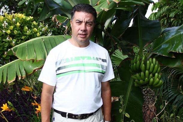 El director general de Deportes, Ramón Miranda. | DA
