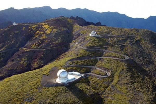 Roque de los Muchachos GRANTECAN La Palma