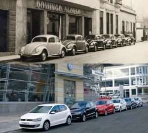 Volkswagen Domingo Alonso