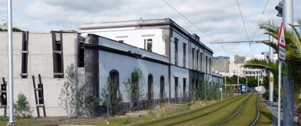 antiguo cuartel de San Carlos