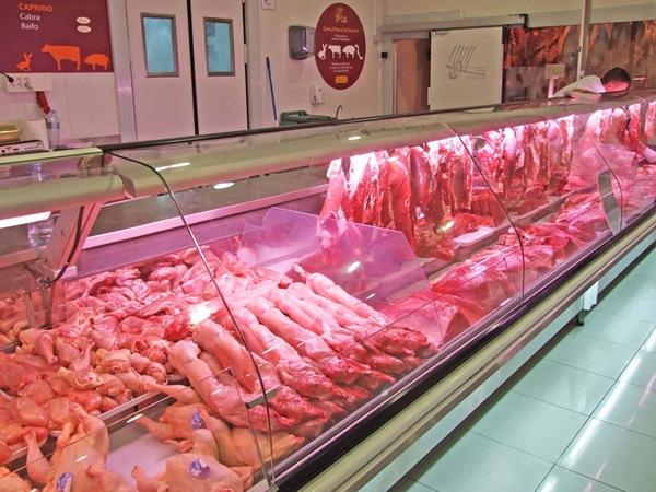 venta de carne, conejo, tegueste