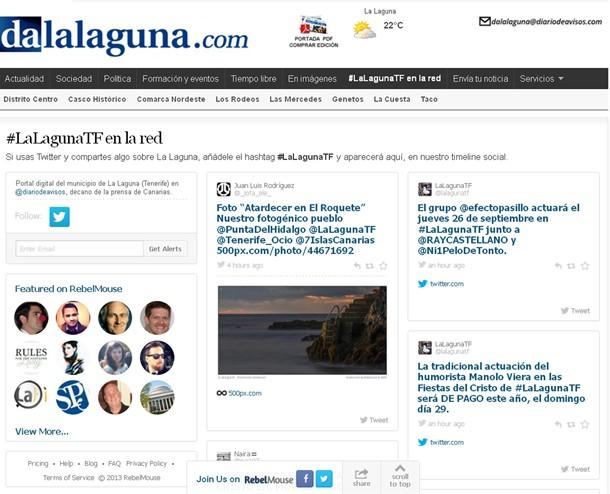 dalalaguna en la red