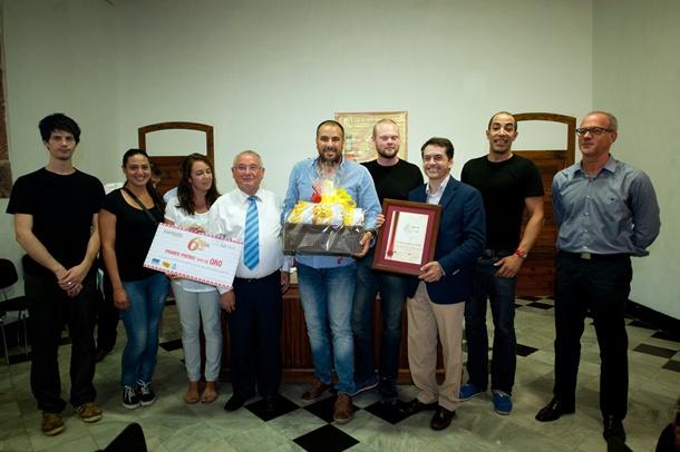 Ganadores de la Ruta de la Tapa por San Benito.