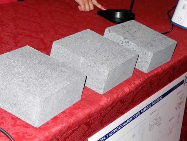 Piedra chasnera para el proyecto de mejora del paseo de San Telmo
