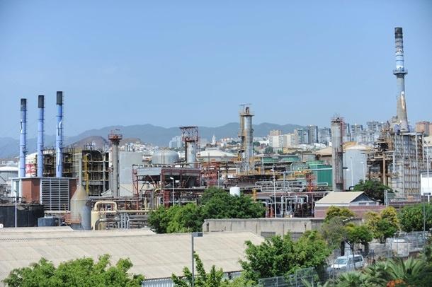 Cepsa Refinería Santa Cruz