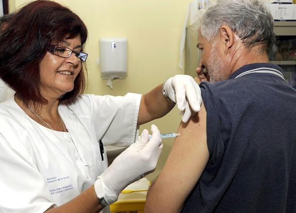 vacunacion contra la gripe