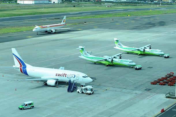 Aeropuerto Los Rodeos