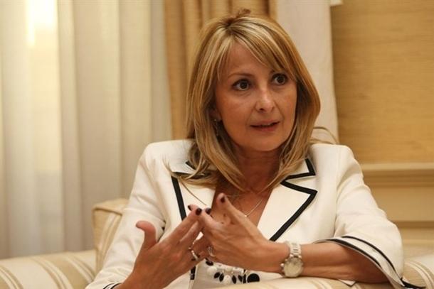 La diputada del PP de Canarias, Australia Navarro.