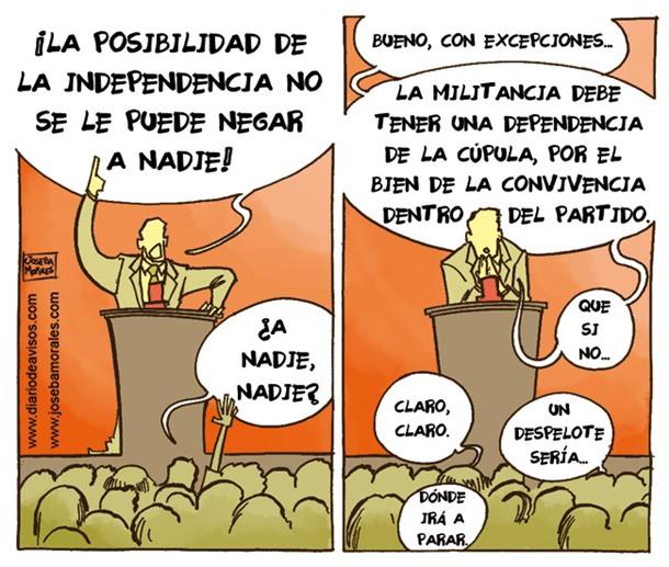 Joseba Morales Independencia