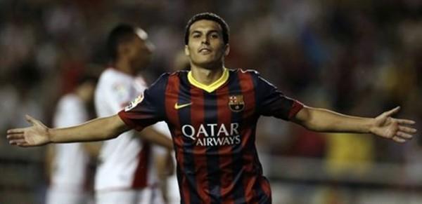 Pedro Rodriguez FC Barcelona