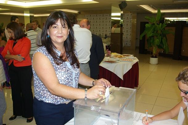 La concejala del PP de Arona Raquel García