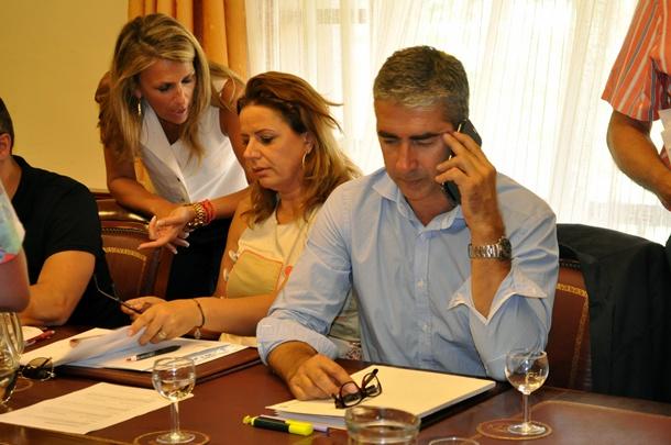 Rodolfo Leon y Maria de los Angeles Davila PSOE Tacoronte