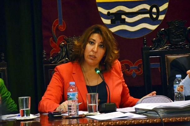 Sandra Rodríguez  Puerto de la Cruz