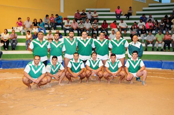 Club de Luchas Victoria 2013-2014