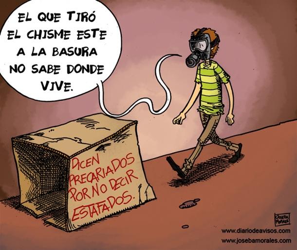 Vineta Garabatos Joseba Morales