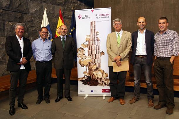 Presentación de la Denominación de Origen Protegida Islas Canarias