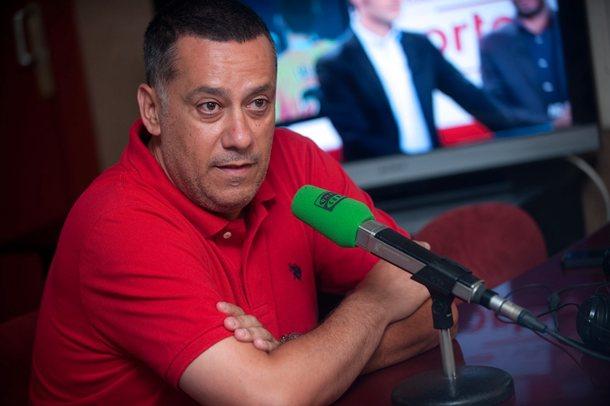 Alejandro Martínez confía plenamente en la mejoría del equipo tinerfeñista con el paso de los partidos. / F. P.