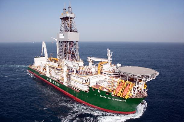 barco buque sondeos petrolera escocesa Cairn Energy en Marruecos