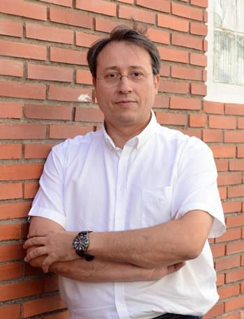 el director de la Fundación Autismo Diario, Daniel Comín