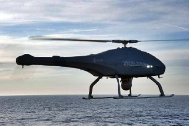 helicóptero Skeldar V-200